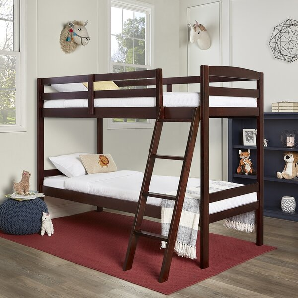 Logan Mini Bunk Bed by Harriet Bee