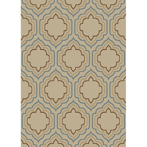 City Trendsetter Ivory Area Rug by Mayberry Rug