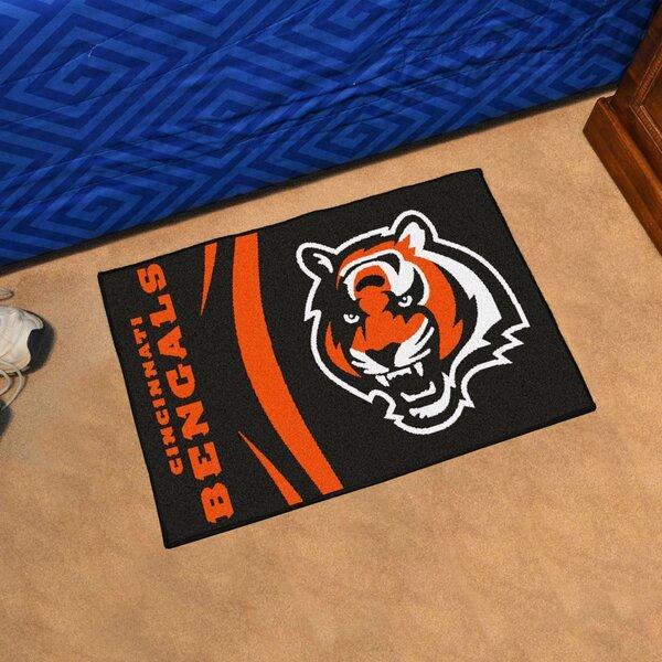 NFL - Cincinnati Bengals Starter Doormat by FANMATS