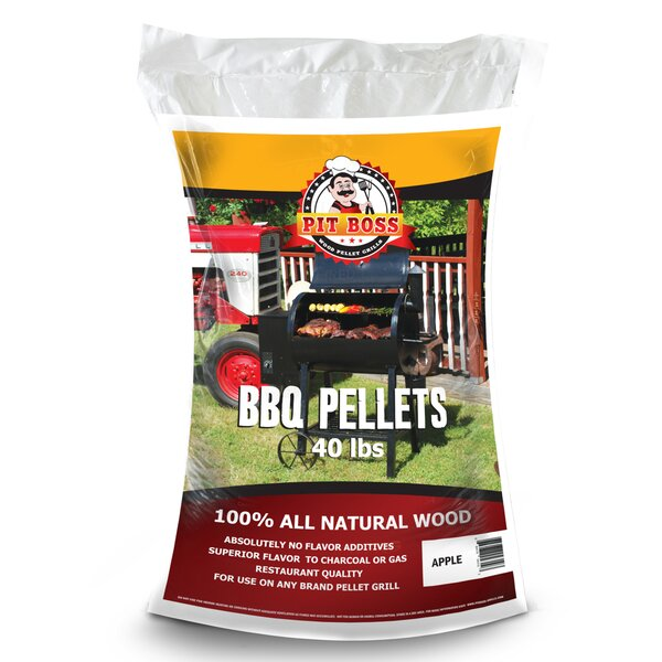 All Natural Hardwood Pellets - Hickory by Pit Boss