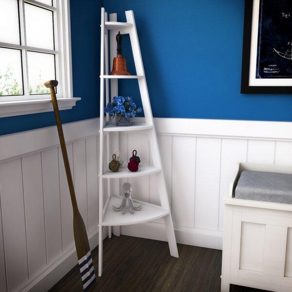 Pierview Corner Unit Bookcase by Beachcrest Home