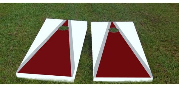 UAL Cornhole Game (Set of 2) by Custom Cornhole Boards
