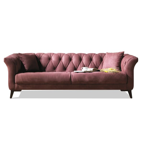 Danos Chesterfield Sofa by Brayden Studio