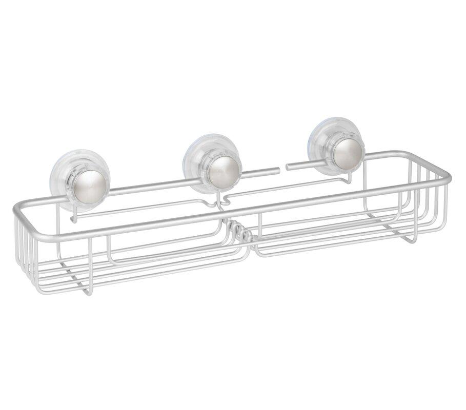 InterDesign Metro Aluminum Shower Caddy & Reviews   Wayfair
