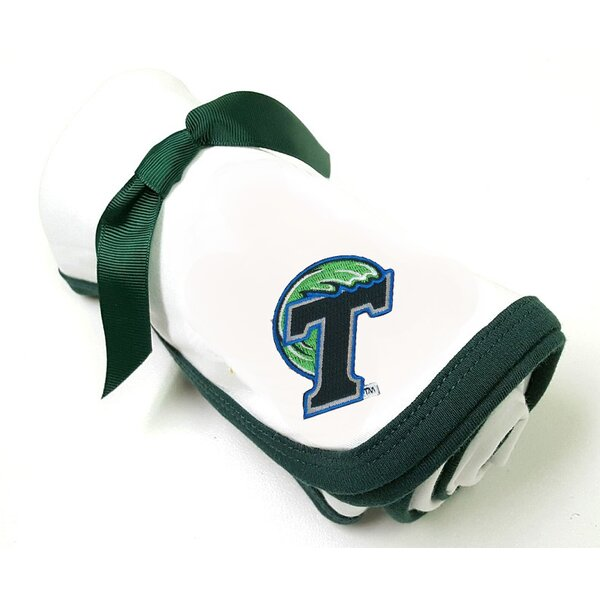 Tulane Green Wave Baby Receiving Blanket by Future Tailgater