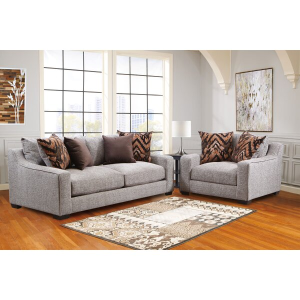 Carignano Configurable Sofa Set by Ivy Bronx