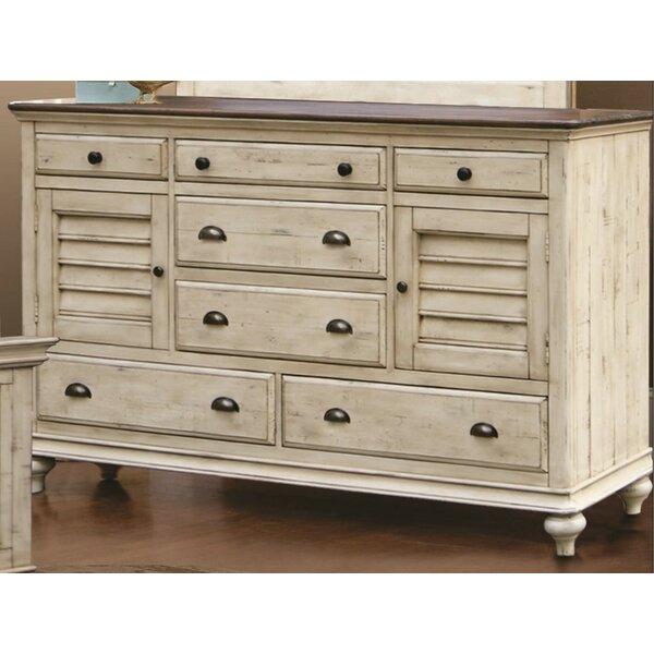 Kennington 7 Drawer Combo Dresser by Gracie Oaks