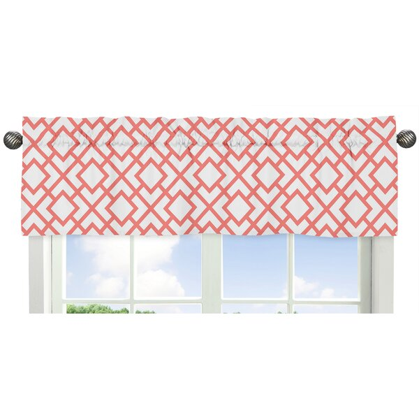 Mod Diamond Window Valance by Sweet Jojo Designs
