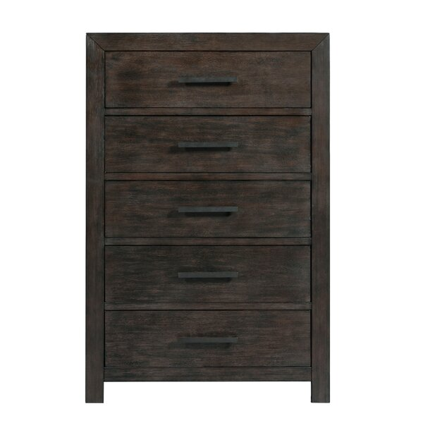 Mccorkle 5 Drawer Chest by Gracie Oaks