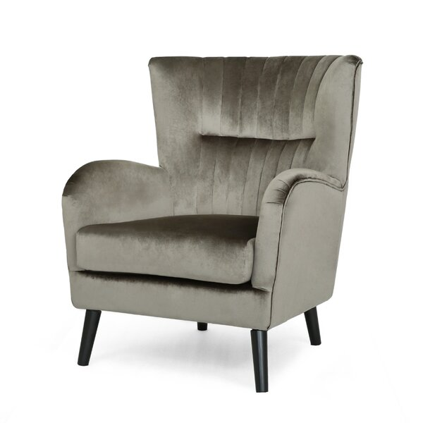 Worth Wingback Chair by Mercer41