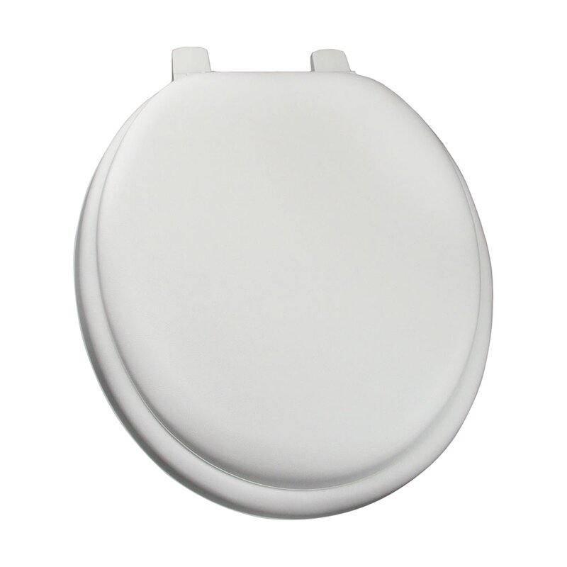 Comfort Seats Deluxe Soft Round Toilet Seat Amp Reviews