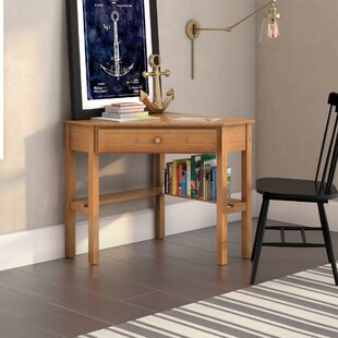 Look for Harley Corner Desk By Beachcrest Home