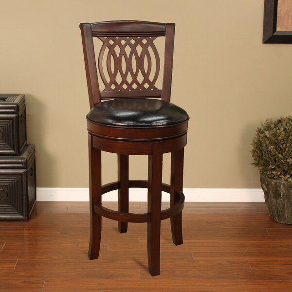 Atwood 30 Swivel Bar Stool by American Heritage