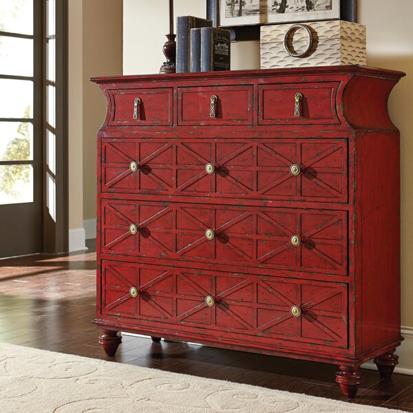 DeForest 6 Drawer Dresser by Fine Furniture Design