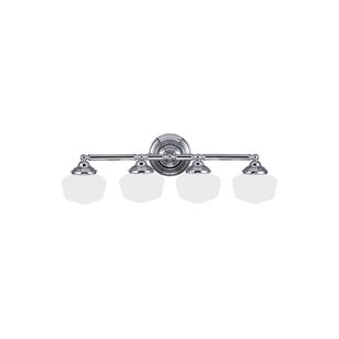 Shop For Barbary 4-Light Vanity Light By Beachcrest Home