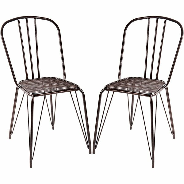 Pub Dining Chair (Set of 2) by 17 Stories