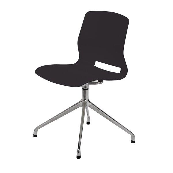Fiqueroa 4 Post Swivel Task Chair By Latitude Run