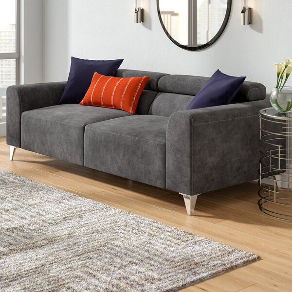 Latest Style Stefan Sofa by Wade Logan by Wade Logan