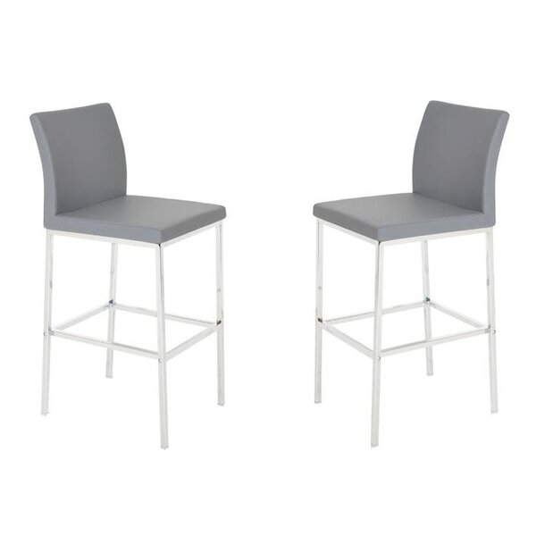 Reasor 30 Bar Stool (Set of 2) by Orren Ellis