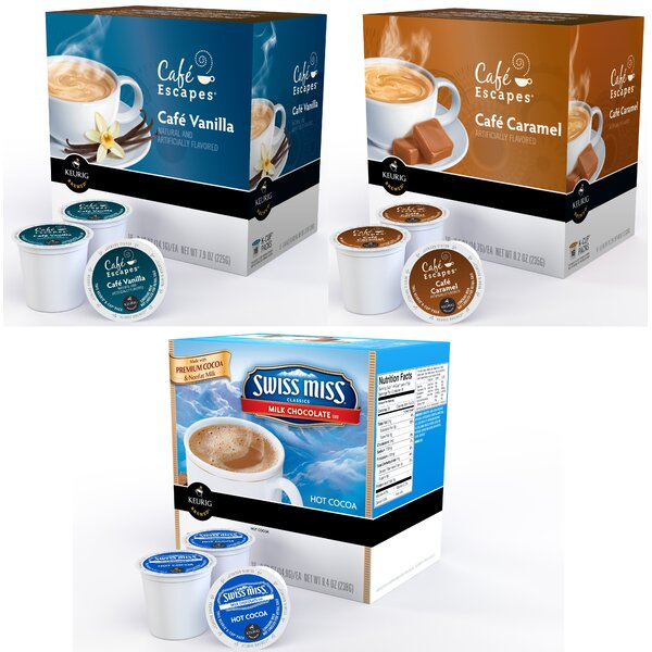 K-Cup Variety Bundle (64 Count) by Keurig