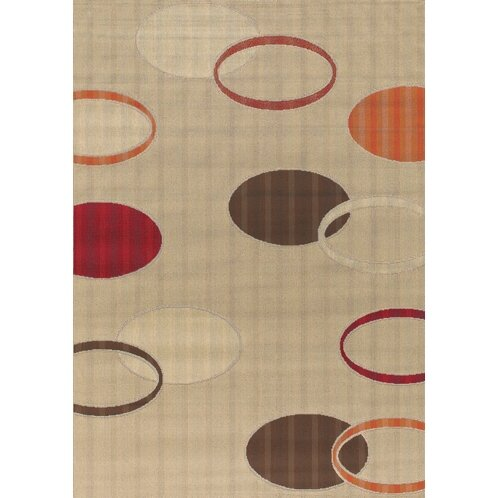Walmsley Tan Indoor/Outdoor Area Rug by George Oliver