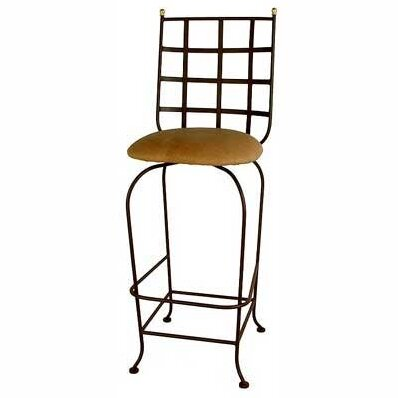 Westminster 30 Swivel Bar Stool by Grace Collection
