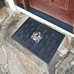 NHL - Los Angeles Kings Medallion Doormat by FANMATS