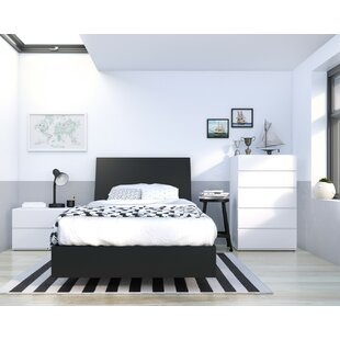 Tess Platform 4 Piece Bedroom Set By Wrought Studio