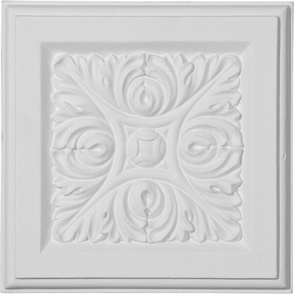 Odessa 5 1/4H x 5 1/4W x 1 1/4D Plinth Block by Ekena Millwork