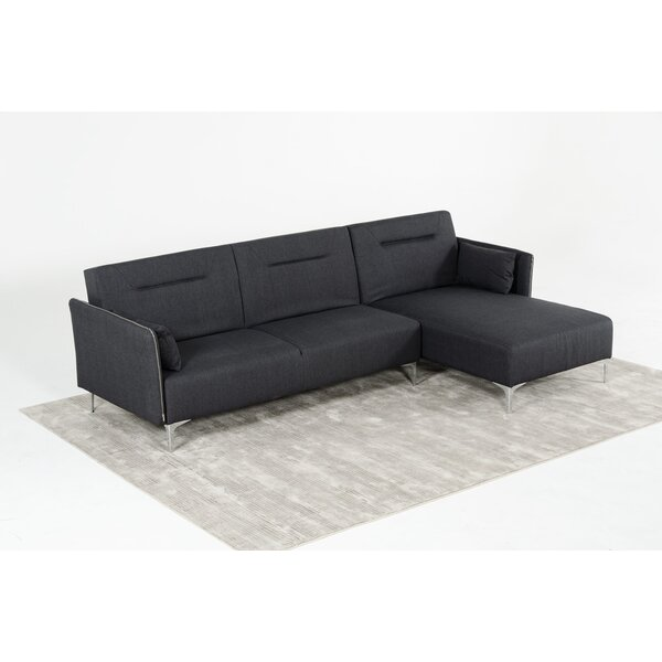 Cheverly Sleeper Sectional by Wade Logan