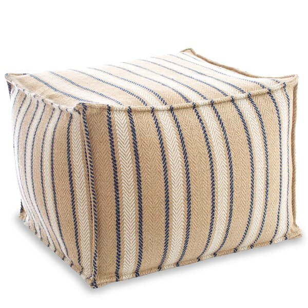 Cambridge Pouf by Fresh American