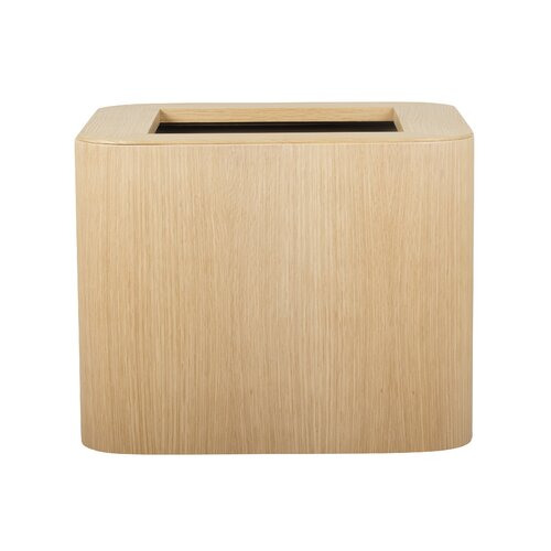 Mansell Wooden Self-Watering Planter Box Ebern Designs Colou