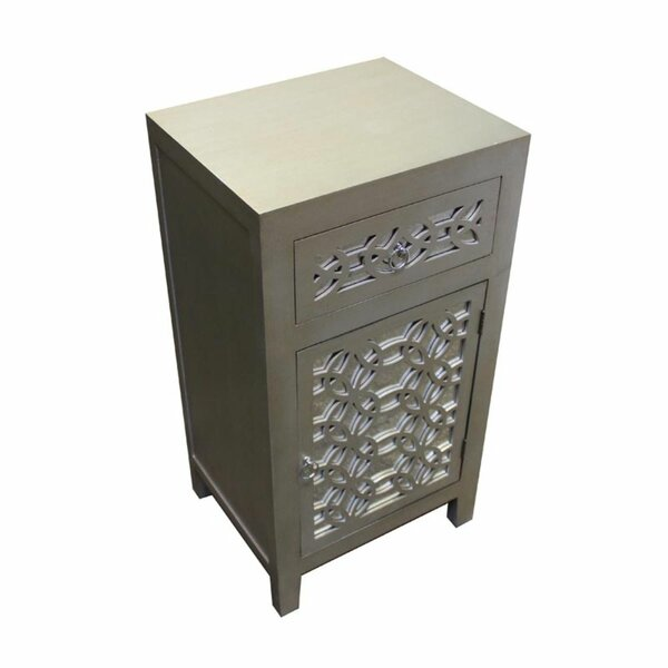 Palazzo Classy 1 Drawer Accent Cabinet By House Of Hampton®