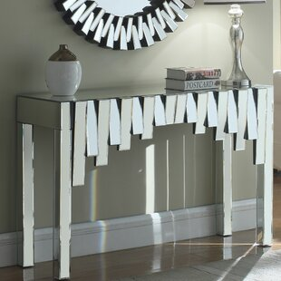 Big Save Bekey Console Table By Everly Quinn