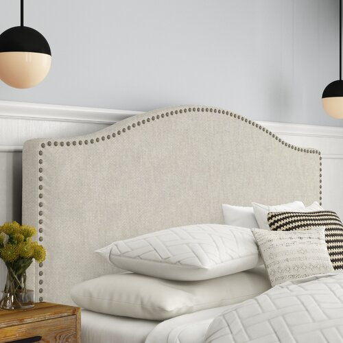 Pesmes Upholstered Panel Headboard Reviews Joss Main