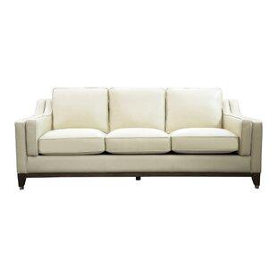 Astonishing 73 Off On Jacob Top Grain Leather Sofa By Brayden Studio Ibusinesslaw Wood Chair Design Ideas Ibusinesslaworg