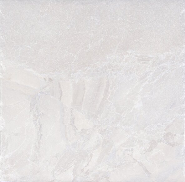 Canyon 18 x 18 Porcelain Field Tile in White by Tesoro
