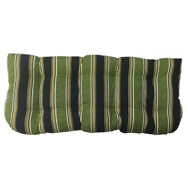 Sunbrella Bench Cushion by Winston Porter