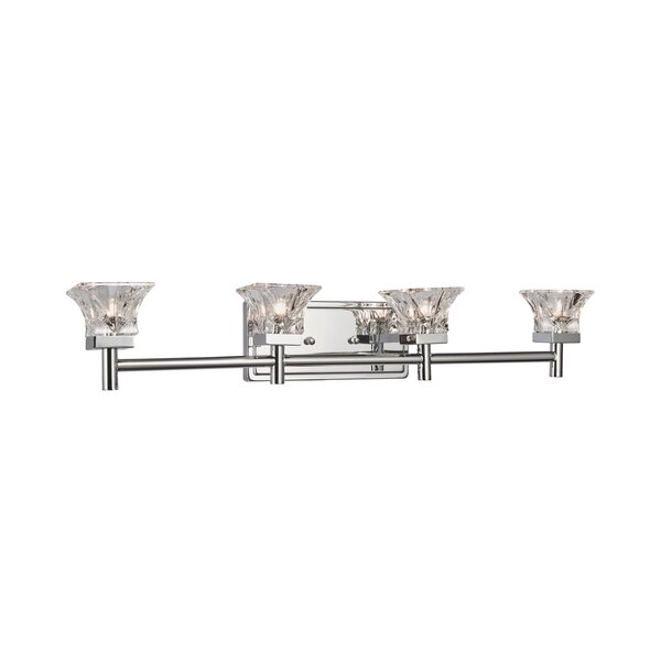 Tyrion 4-Light Vanity Light by House of Hampton