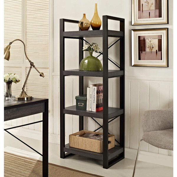 Mcintyre Etagere Bookcase by Mercury Row