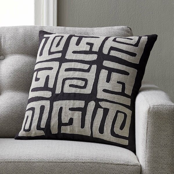 Bomaderry Throw Pillow Cover by World Menagerie