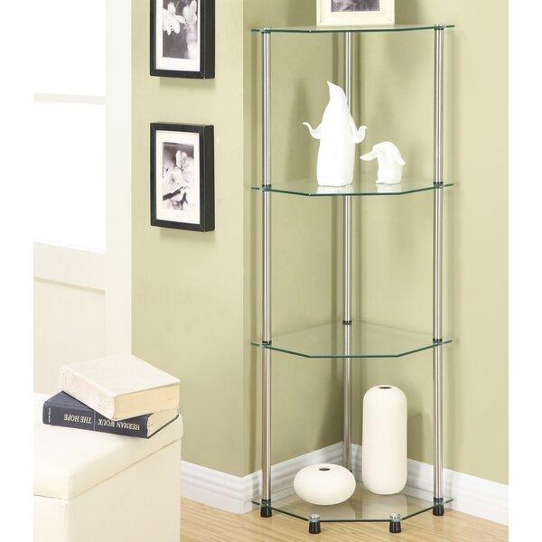 Beckett Corner Unit Bookcase by Ebern Designs