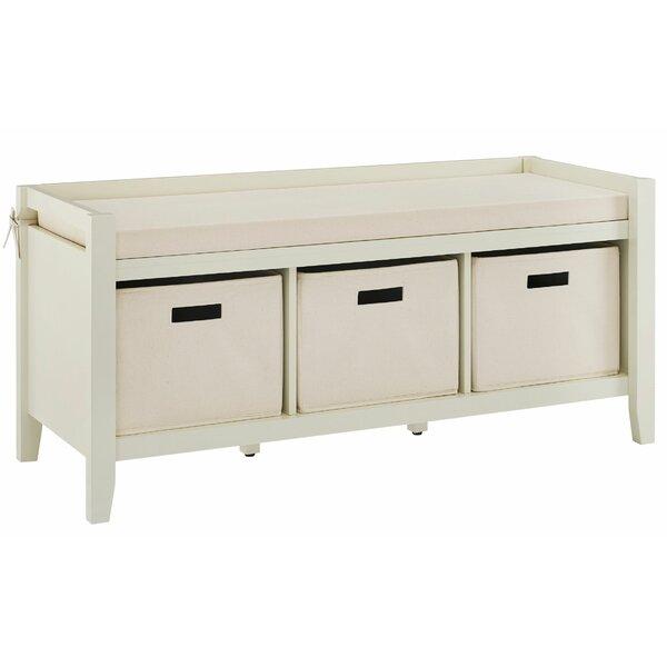 Alekto Upholstered Storage Bench