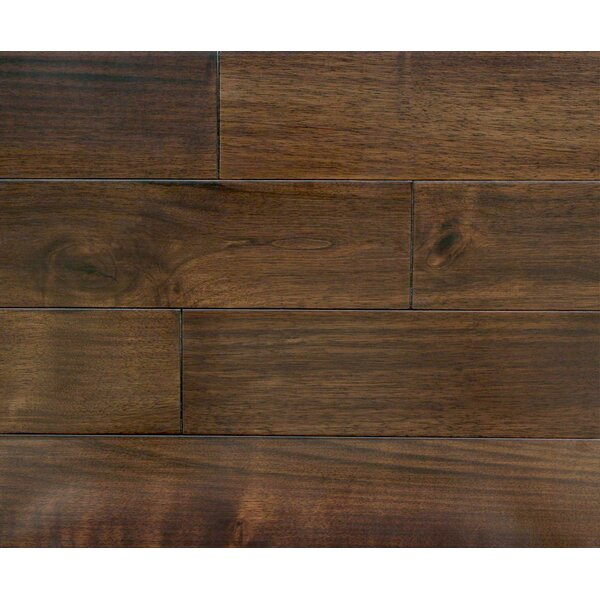 Winchester 7 Solid Walnut Hardwood Flooring in Walnut by Alston Inc.