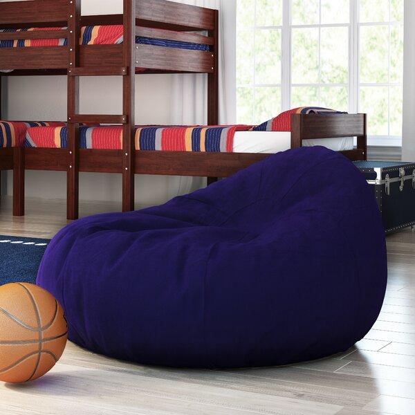 Large Beads Bean Bag Chair by Viv + Rae