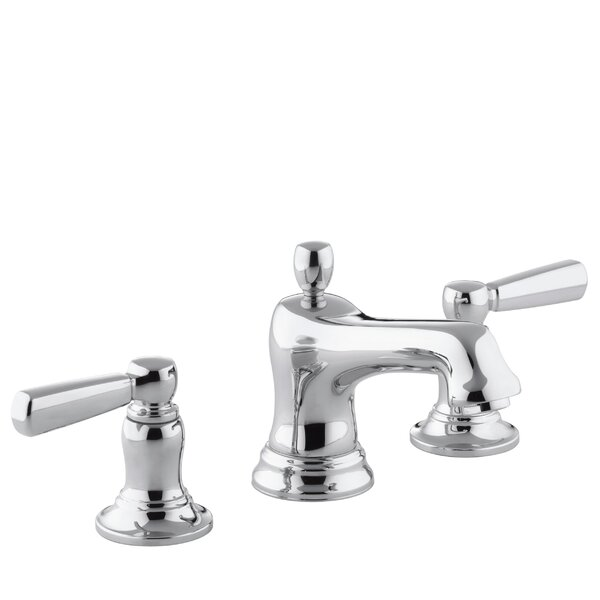 Bancroft Widespread Bathroom Faucet with Drain Ass