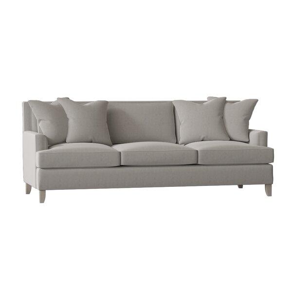 Addison 91.5 Recessed Arm Sofa