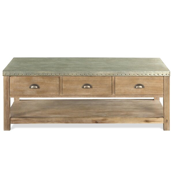 Harden Lift Top Cocktail Table by Gracie Oaks