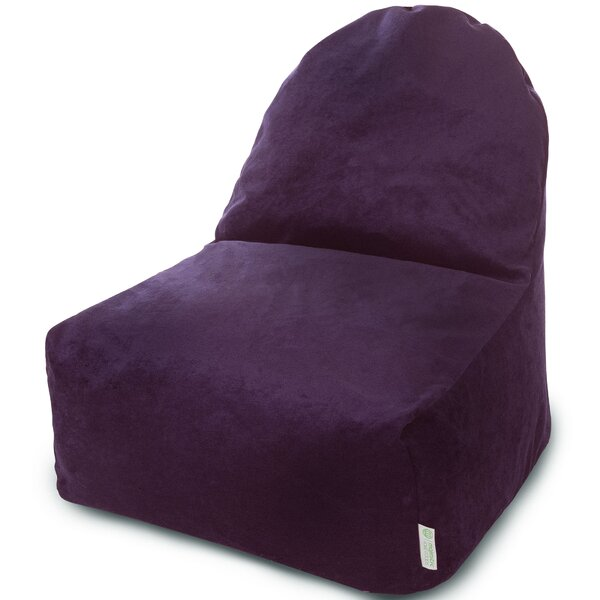 Classic Bean Bag Lounger by Viv + Rae