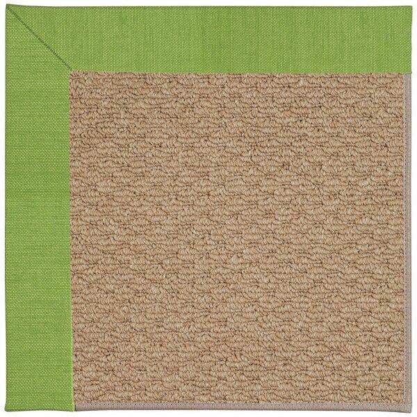 Zeppelin Tufted Grass/Brown Indoor/Outdoor Rug